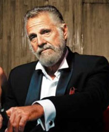 Dos Equis' Most Interesting Man in the World